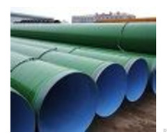 Inside Epoxy Outside 3 Layer Pe Steel Pipe