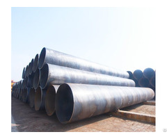 Spiral Steel Pipe Supplier