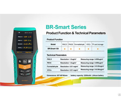 Handheld Air Quality Tester