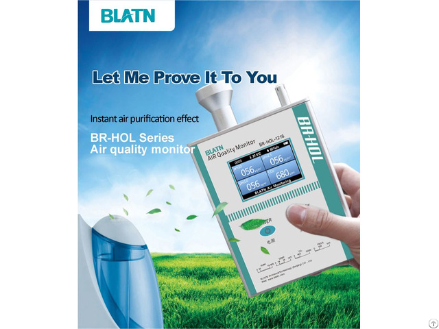 Indoor Air Quality Measurement Devices