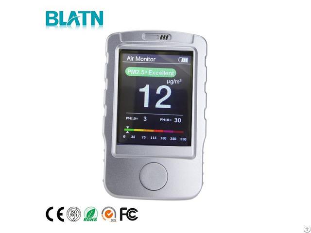 Portable Air Quality Tester