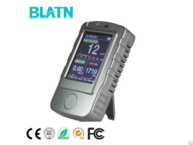 Air Pollution Checking Device