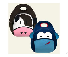 Cute Lunch Bags In Neoprene Material