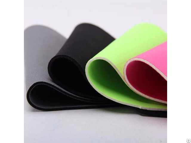 One To Two Mm Neoprene Fabric For Clothing