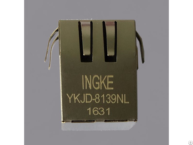 Hfj11 S101e L21 Ykjd 8139nl Rj45 Modular Jack Connectors