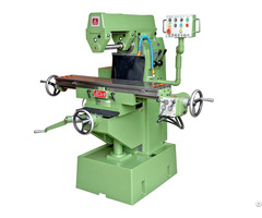 Horizontal Milling Machine Cf H1 Lian Jeng Corp