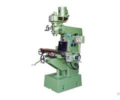 Vertical Horizontal Milling Machine Cf G1a Lian Jeng Corp