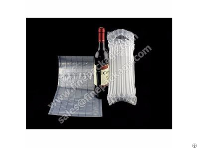 Inflatable 750 Ml Wine Bottle Air Bag