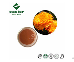 Good For Eyes Marigold Flower Extract 80% Super Lutein Powder