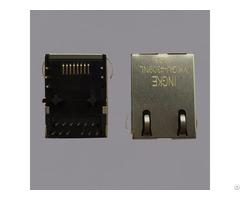 Ingke Ykgu 4309nl 100% Compatible 1368398 2 Rj45 Magnetic Jack Connector