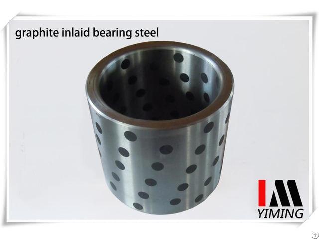 Self Lubricating Steel Bushing Bearing
