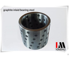 Self Lubricating Steel Bushing Bearing