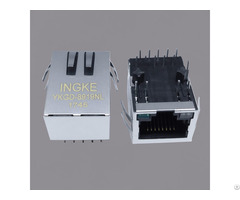 Ingke Ykgd 8919nl 100% Cross Si 61031 F Through Hole Integrated Rj45 Jacks