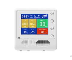 Br K Gas Pollution Monitor Fresh Air Controller