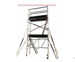 Customized Aluminum Scaffolding Oem Aluminium Scaffold