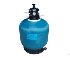 At Series Top Mount Sand Filter