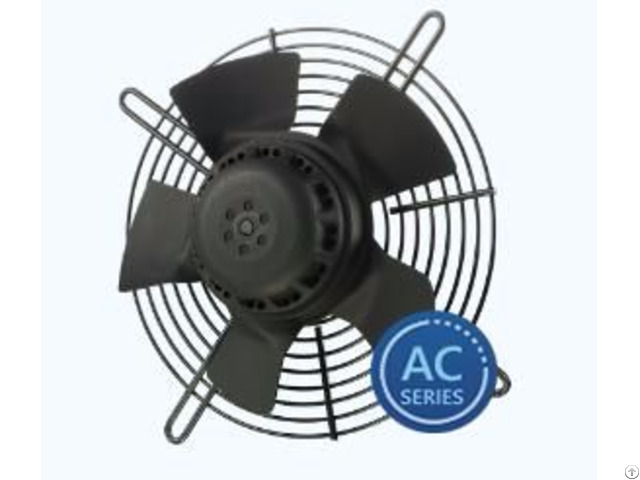 Ac Axial Fan Stamped 200 Mm