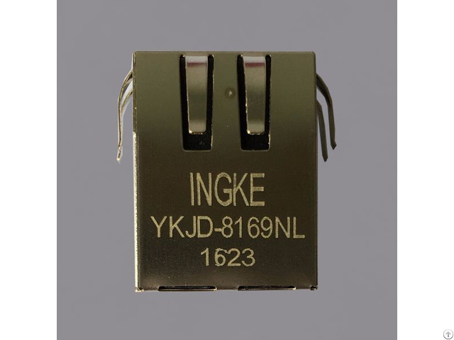 Ingke Technology Ykjd 8169nl 100% Cross 7499011121a Rj45 Magjack Connectors