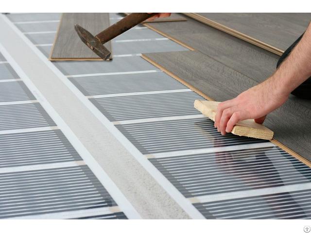 Radiant Floor Heating System