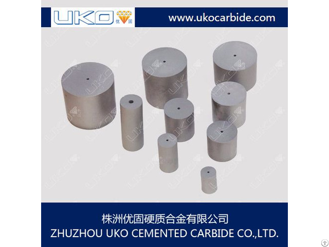 Yg20 Tungsten Carbide Cold Heading Dies For Punching And Forming