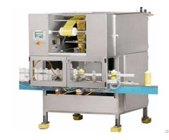 Stretch Sleeve Labeling Machine
