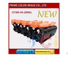 Color Toner Cartridge Cf360a For Hp Printers