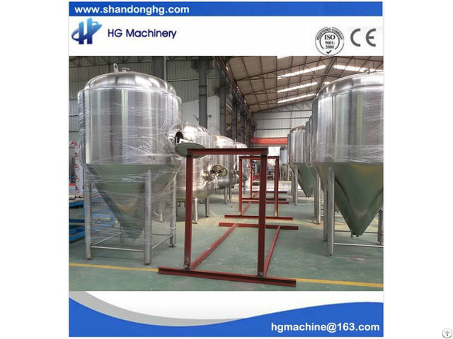 100l Ce Standard Stainless Steel 304 Fermenter Fermentation Tank For Craft Brewery