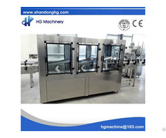 Automatic 10000bph Bottle Drying Machine Used For Glass Bottles