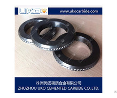 Uko Tungsten Carbide Rollers For Cold Rolling Metal Wire