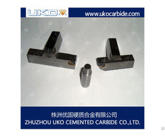 Carbide Gripper Dies Tools For Nails Machines