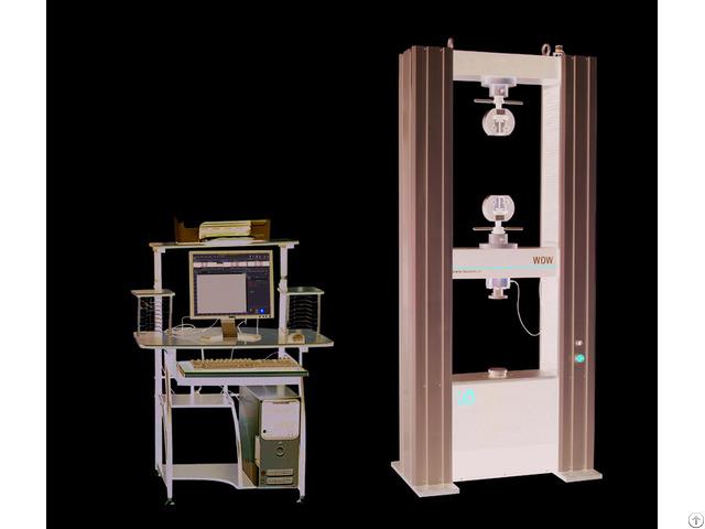 Rubber/plastics Tensile Testing Machine