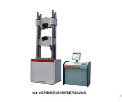 Copper Bar/rebar Tensile Testing Machine