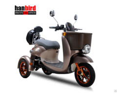 Three Wheels Electric Motorcycles Tricycle For Old People