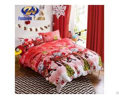 Printed Classics Duvet Polyester Comforter Set
