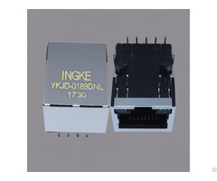 Ingke Ykjd 0189dnl 100% Cross 7499210121a We Poe Rj45 Magnetic Modular Jacks