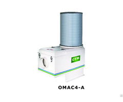 Oil Mist Collector With Air Clenar Omac4 A Series