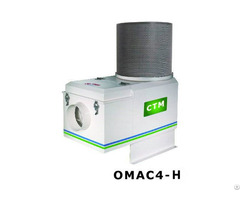 Oil Mist Collector With Air Clenar Omac4 H Series