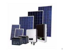 20kw Off Grid Pure Sine Wave Solar Power System Complete