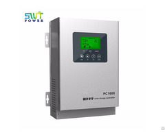 More Efficient And Safe Mppt Solar Charge Controller 45a 60a 80a Indoor