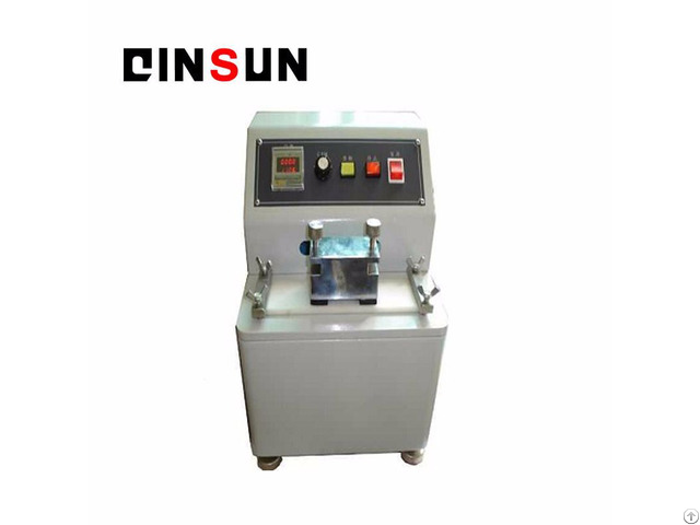 Ink Abrasion Color Fastness Tester