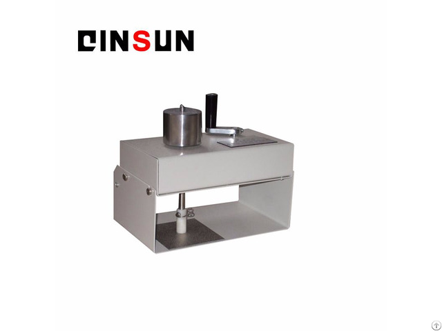 Rotary Rubbing Color Fastness Test Machine