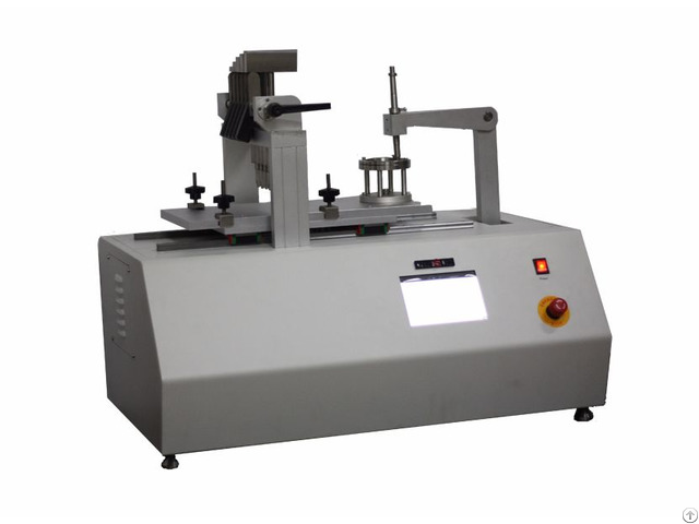 Multifunctional Scratch Resistant Test Instrument