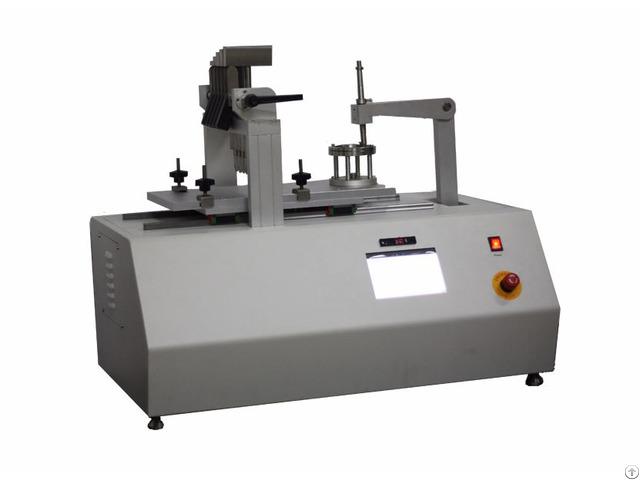 Multifunctional Scratch Resistant Test Instrument