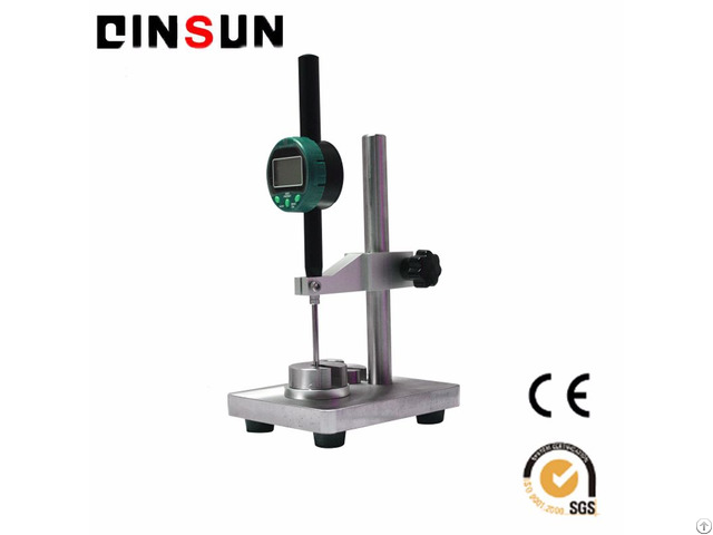 Carpet Tile Thickness Gauge Tester