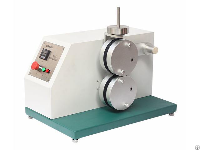 Velcro Fatigue Test Instrument