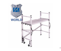 Aluminum Scaffolding Walking Board For High Rise Building