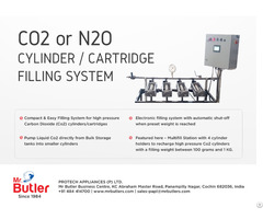 Multifill Co2 Refilling Machine