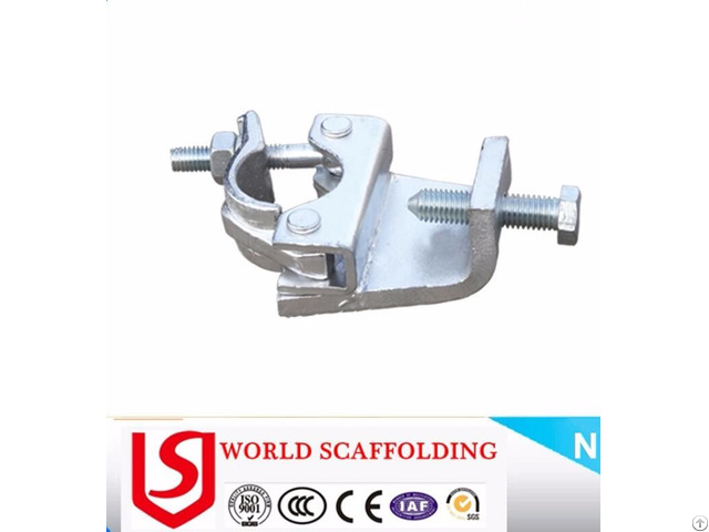 The Best Price British Scaffolding Beam Coupler From China Factory