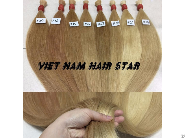 Standard Double Drawn Hair