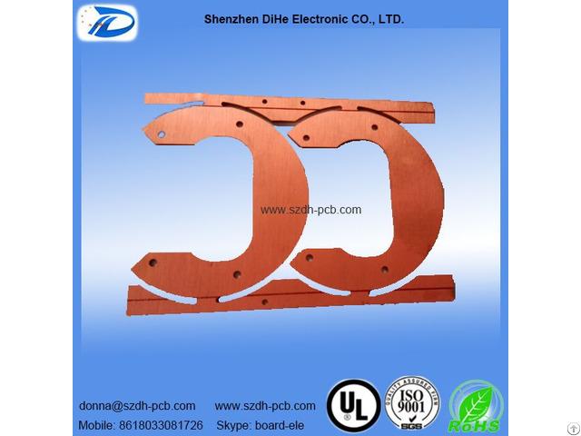 Single Layer Copper Clad Core Printed Circuit Boards